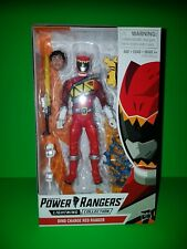 Saban's Power Rangers Lightning Collection Dino Charge Ranger Red