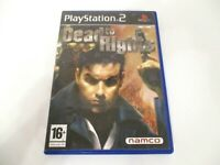 Dead to Rights - Playstation 2 PS2 Game PAL Complete VGC Tested
