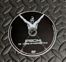 P90X Core Synergistics fitness Dvd replacement disc with plastic case