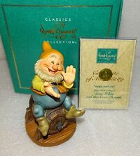 WDCC Happy That's Me Snow White Disney Classics Collection Retired 2004