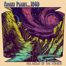 FROZEN PLANET 1969 - Meltdown On The Horizon - LP ( turquoise/clear) Headspin