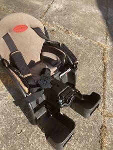 WeeRide Safe Front Deluxe Baby Bike Seat - Beige