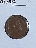 1933-H Sarawak Half Cent!!