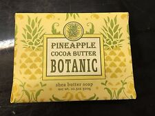 GREENWICH BAY SOAP NEW PINEAPPLE COCOA BUTTER BOTANIC SHEA BUTTER SOAP  10.5 OZ.