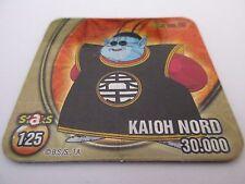 Magnet STAKS DRAGON BALL Z DBZ N°125 Prism KAIOH NORD - Panini 2008 France