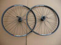 """26"""" / 27.5"""" / 29"""" MTB Wheels - Mach1 Neuro Rim / Shimano Deore Hub 9 10 11 Speed"""