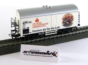 Märklin 85713 4415 H0  SoMo Güterwagen Stadtsparkasse Zweibrücken  X00001-25196