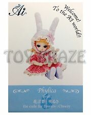 JUN PLANNING AI BALL JOINTED DOLL PHYLICA A-716 FASHION PULLIP GROOVE INC NEW