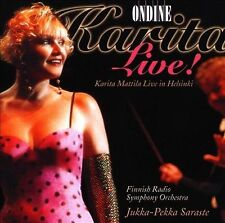 Karita Mattila Live in Helsinki, New Music