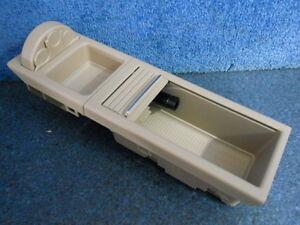 BMW E46 Ablagefach Rollo Mittelkonsole BEIGE NEU Münzbox Cabrio Coupe Compact