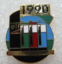 Pin's Série Collection Station Service les pompes à Essence ELF 1990 #B3