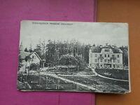 AK Erholungsheim Haus Immanuel Hutschdorf 1912 gelaufen Thurnau Oberfranken