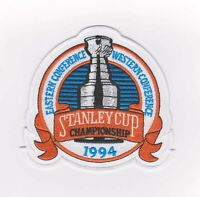 1994 Stanley Cup Finals Jersey Patch New York Rangers