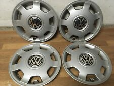 4x14zoll Radkappen*VW Lupo,Up,Polo Usw*Original VW*Guter Zustand