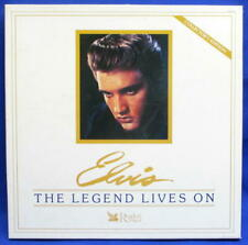 LP ELVIS PRESLEY *** BOX: 8-LP *** THE LEGEND LIVES ON / GERMANY READERS DIGEST