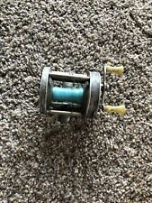Shakespeare President #1970 Model GD Stainless Steel Bait Casting Fishing Reel