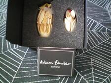 Adam Binder Editions Ivory Color Star Gazing Bats Set UK Made NIB