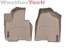WeatherTech Car Floor Mats FloorLiner for Tucson/Sportage - 1st Row - Tan