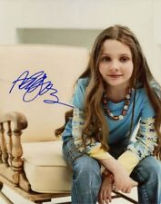 ABIGAIL BRESLIN signed autographed 11x14 photo