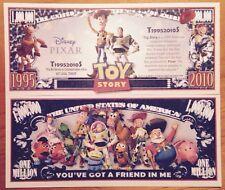 Disney Pixar Toy Story Million Dollar Bill