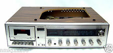 VINTAGE FISHER AUDIO COMPONENT MC-4042 STEREO AM/FM RADIO CASSETTE TAPE RECORDER