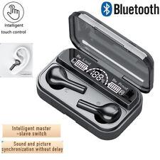 TWS Kopfhörer Bluetooth 5.0 In-Ear Ohrhörer Headsets+Ladebox für iPhone Samsung