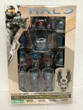 Kotobukiya Artfx+ Halo Mjolnir Mark VI Armour Set for Master Chief Blue Armour