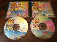 Hit Mania Dance Estate 1997 Vol. 1 & 2 - Mauro Miclini/Usura/Datura 2x Cd Ottimo
