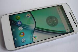 Motorola Moto G4 Play Xt1604 - 16GB - Black (Unlocked) Smartphone (GRADE A)