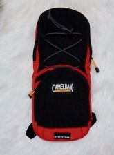 Camelbak Lobo Black and Red Hydration Backpack 70 oz 2L