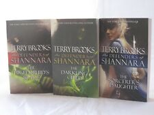 The Defenders of Shannara #1-3: Book Series by Terry Brooks (Mass Market PB)
