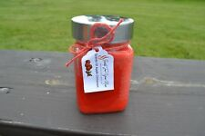 Apple Cinnamon Scented Candle 10 oz. Jar