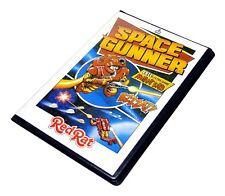 SPACE GUNNER für Atari 400, 800, XL, XE als Diskversion von Red Rat