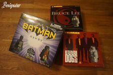 Kubrick Medicom DC Batman Bruce Lee Reservoir Dogs A Figures