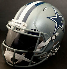 ***CUSTOM*** DALLAS COWBOYS NFL Riddell Revolution SPEED Football Helmet