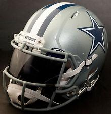 ***CUSTOM*** DALLAS COWBOYS NFL Riddell Revolution SPEED Football Helmet