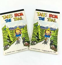 VTG Tales From the Trails Camper Stationery Letter Paper Pad Vagabond Creations