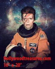 """David Bowie~Major Tom~Space Oddity~Entertainment Room Poster~16"""" x 20"""" Photo"""