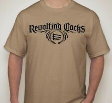 Revolting Cocks T-shirt tee Punk Hardcore Rock Music small -5XL available