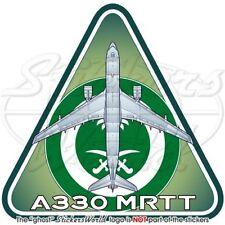 Airbus A330 MRTT Royal Saudi AirForce Tanker RSAF Arabia ARABIAN Sticker, Decal
