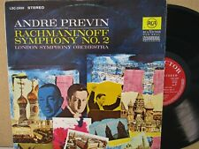 RCA LSC-2899 GERMANY STEREO- Rachmaninoff Symphony No.2 PREVIN LSO LP NM Vinyl