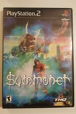 Summoner (Sony PlayStation 2, 2000)