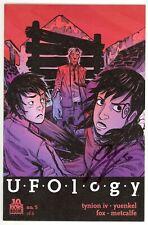 UFOlogy (2015) #5 1st Print Signed James Tynion IV No COA Boom! Mathew Fox NM-