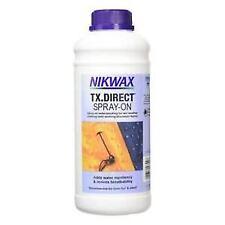 Nikwax-Textile Imperméabilisation TX Direct Spray-on-recharge - 1 L