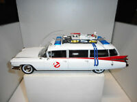 CADILLAC 1959 ECTO-1 GHOSTBUSTERS AUTO WORLD 1:18