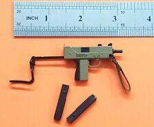 1/6 scale DID MAC-10 ( M-10 ) submachine gun weapon for 12 inch figure