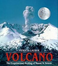 Volcano: The Eruption and Healing of Mount St. Helens Lauber, Patricia Hardcove