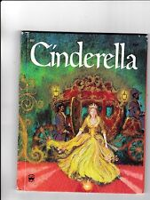 CINDERELLA---EVELYN ANDREAS---RUTH IVES---AN OLD FAVORITE WITH NEW PICTURES-1974