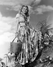 8x10 Print Ann Sheridan in Costume 1940's #7878