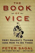 The Book of Vice: Very Naughty Things (and How to Do Them)-ExLibrary